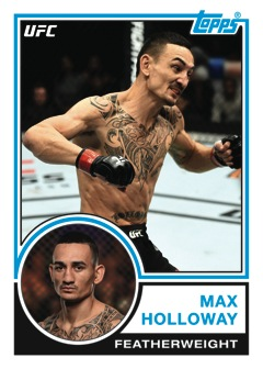 2018 Topps UFC Chrome MMA Cards 4