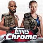 2018 Topps UFC Chrome MMA Cards