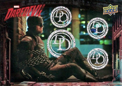 2018 Upper Deck Daredevil Season 1 & 2 Trading Cards 3