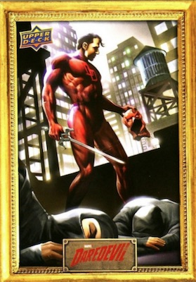 2018 Upper Deck Daredevil Season 1 & 2 Trading Cards 4