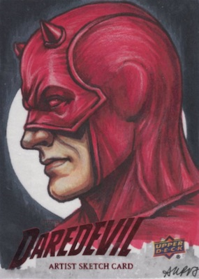 2018 Upper Deck Daredevil Season 1 & 2 Trading Cards 34
