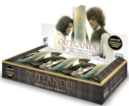 2019 Cryptozoic Outlander Season 3 Trading Cards 3
