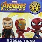 2018 Funko Avengers Infinity War Mystery Minis