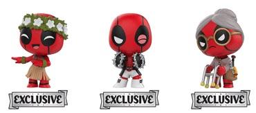 2018 Funko Deadpool Mystery Minis 5