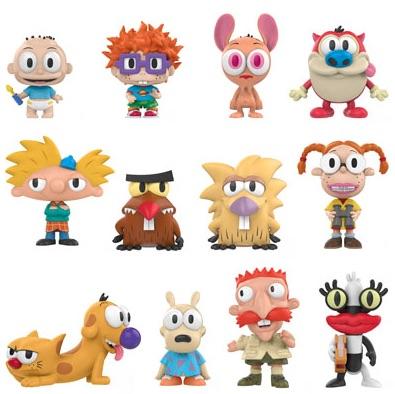 Funko Nickelodeon Mystery Minis 1990s 2