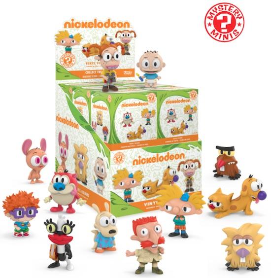 Funko Nickelodeon Mystery Minis 1990s 1