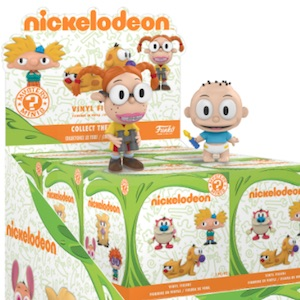Funko Nickelodeon Mystery Minis Checklist, Exclusives List