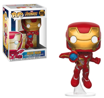 Ultimate Funko Pop Iron Man Figures Checklist and Gallery 17