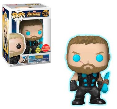 Ultimate Funko Pop Thor Figures Checklist and Gallery 12