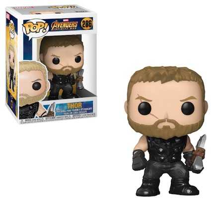 Ultimate Funko Pop Thor Figures Checklist and Gallery 11