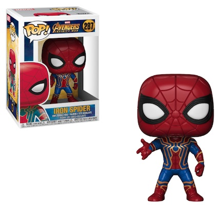 Ultimate Funko Pop Spider-Man Figures Checklist and Gallery 32