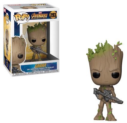 Ultimate Funko Pop Guardians of the Galaxy Figures Gallery and Checklist 58