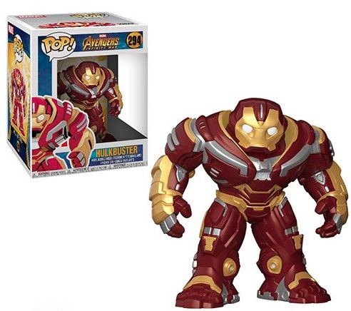 Ultimate Funko Pop Iron Man Figures Checklist and Gallery 21