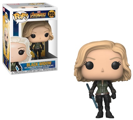 Ultimate Funko Pop Black Widow Figures Gallery and Checklist 5