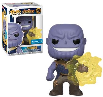 Funko Pop Avengers Infinity War Checklist Gallery Exclusives List Info