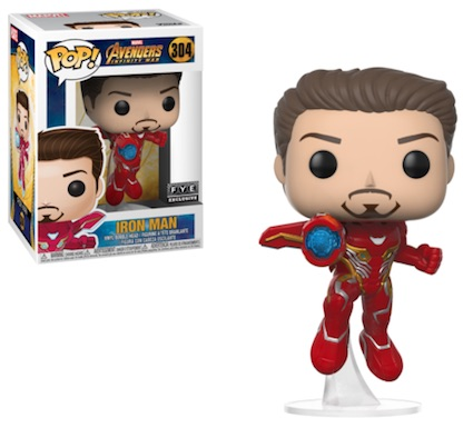 Ultimate Funko Pop Iron Man Figures Checklist and Gallery 22