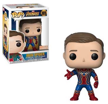Ultimate Funko Pop Spider-Man Figures Checklist and Gallery 36
