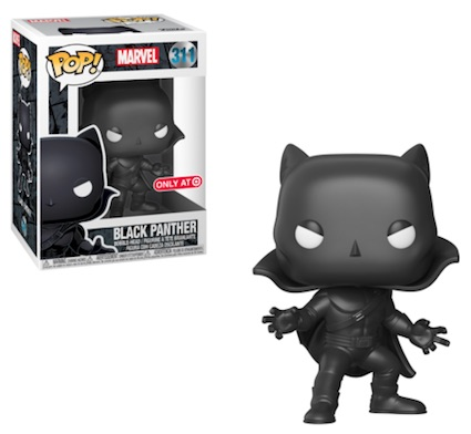 Ultimate Funko Pop Black Panther Figures Checklist and Gallery 10