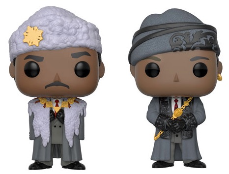 Funko Pop Coming to America Figures 1