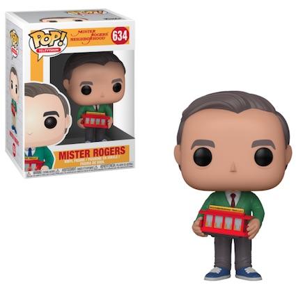 Funko Pop Mister Rogers Vinyl Figures 3