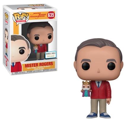 Funko Pop Mister Rogers
