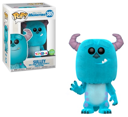 Ultimate Funko Pop Monsters Inc Figures Checklist and Gallery 33