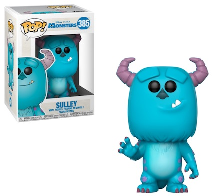 Ultimate Funko Pop Monsters Inc Figures Checklist and Gallery 32