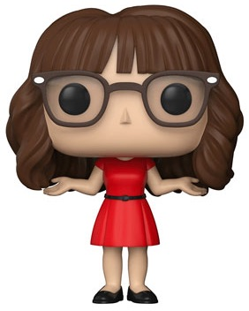 2018 Funko Pop New Girl Vinyl Figures 1