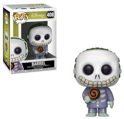 Ultimate Funko Pop Nightmare Before Christmas Figures Checklist and Gallery 39