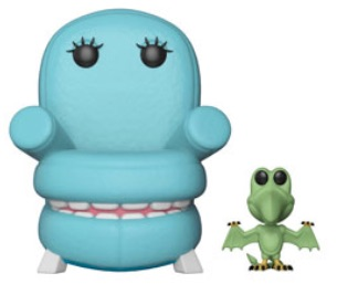2018 Funko Pop Pee-wee's Playhouse Vinyl Figures 25