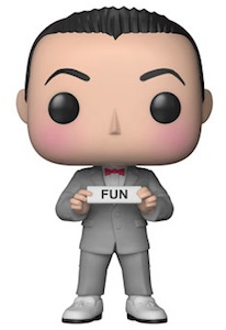 2018 Funko Pop Pee-wee's Playhouse Vinyl Figures 23