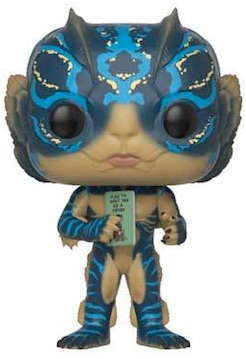 Funko Pop The Shape of Water Vinyl Figures 3