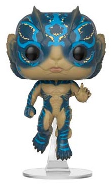 Funko Pop The Shape of Water Vinyl Figures 4