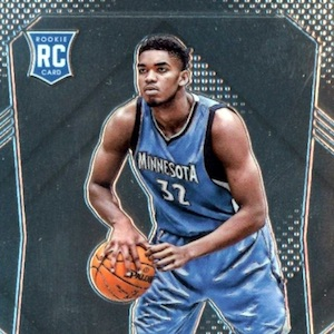 Karl Anthony Towns Rookie Card Checklist Gallery Buying