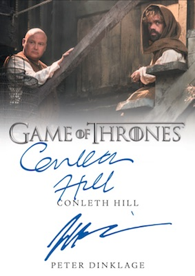 Rittenhouse Game of Thrones Season 7