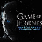 2018 Rittenhouse Game of Thrones Season 7 NonSport