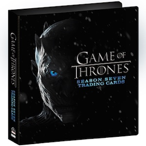 2018 Rittenhouse Game of Thrones Season 7 Trading Cards 3