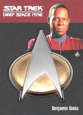2018 Rittenhouse Star Trek Deep Space Nine Heroes & Villains Trading Cards 4