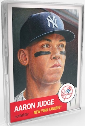 Topps Living Set Baseball Cards Guide 1