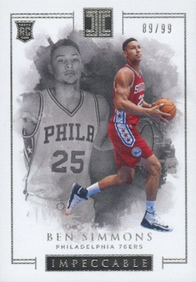Top Ben Simmons Rookie Cards 8