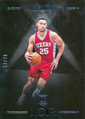 Top Ben Simmons Rookie Cards 7