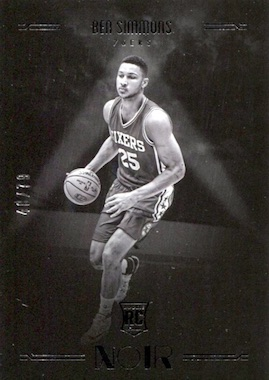 Top Ben Simmons Rookie Cards 6