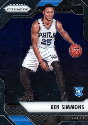 Top Ben Simmons Rookie Cards 4