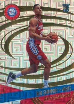 Top Ben Simmons Rookie Cards 3