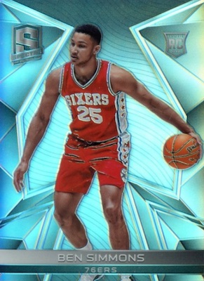 Top Ben Simmons Rookie Cards 5