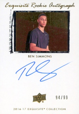 Top Ben Simmons Rookie Cards 13