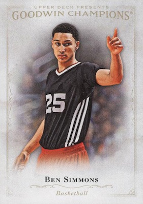 Top Ben Simmons Rookie Cards 2