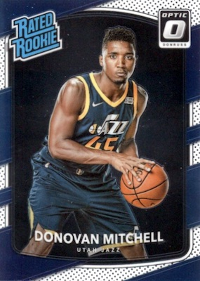 2017-18 Donruss Optic Basketball Cards 23