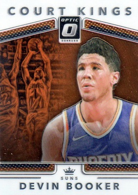 2017-18 Donruss Optic Basketball