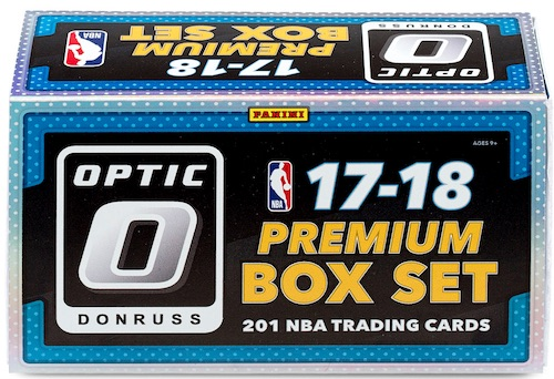 2017-18 Donruss Optic Basketball Premium Box Set 2